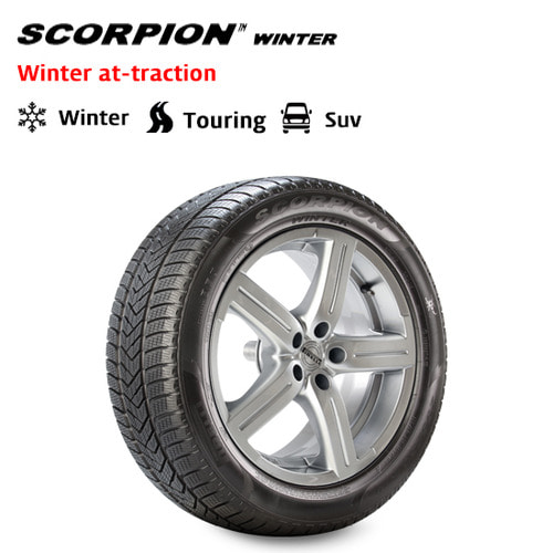 [ SCORPION WINTER ] - 265/45R20 104V S-WNT(MGT)