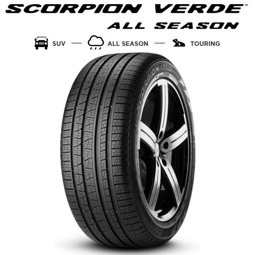 [ SCORPION VERDE AS + ] - 235/55R19 105V XL S-Vas+